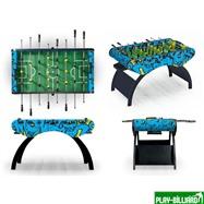 Weekend Настольный футбол (кикер) «Cosmos» (140x74x86 см, цветной), интернет-магазин товаров для бильярда Play-billiard.ru. Фото 2