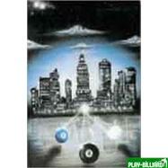 "Weekend Постер ""Night at the Parlor"", интернет-магазин товаров для бильярда Play-billiard.ru"