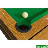DBO Cтол-трансформер «Twister» 3 в 1  (бильярд, аэрохоккей, настольный теннис, 217 х 107,5 х 81 см, дуб), интернет-магазин товаров для бильярда Play-billiard.ru. Фото 6