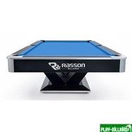 Weekend Бильярдный стол для пула «Victory II Plus» 9 ф (черный), интернет-магазин товаров для бильярда Play-billiard.ru. Фото 3