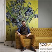 Панно BN 30545 Van Gogh купить по лучшей цене в интернет магазине стильных обоев Сова ТД. Доставка по Москве, МО и всей России