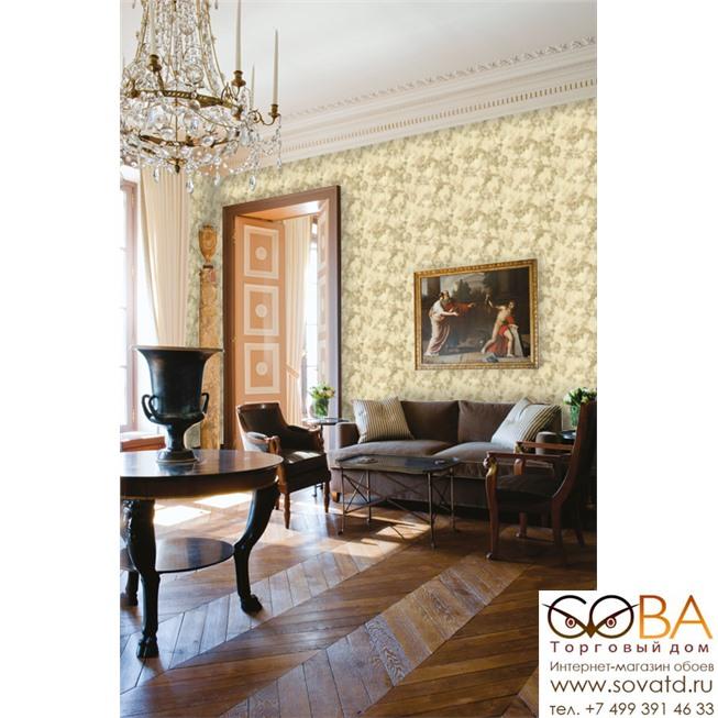 Обои Seabrook Gv30204 Genevieve купить по лучшей цене в интернет магазине стильных обоев Сова ТД. Доставка по Москве, МО и всей России