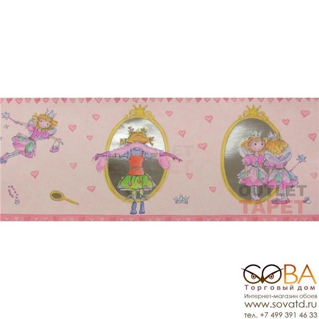 Обои Rasch Bambino 155532 купить по лучшей цене в интернет магазине стильных обоев Сова ТД. Доставка по Москве, МО и всей России