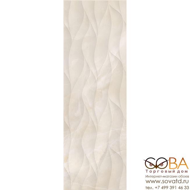Декор Creto  Piastra Ivory W M/STR 30х90 R Glossy 1 купить по лучшей цене в интернет магазине стильных обоев Сова ТД. Доставка по Москве, МО и всей России