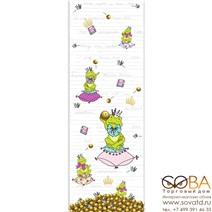 Панно Marburg 45608 Children's Paradise купить по лучшей цене в интернет магазине стильных обоев Сова ТД. Доставка по Москве, МО и всей России