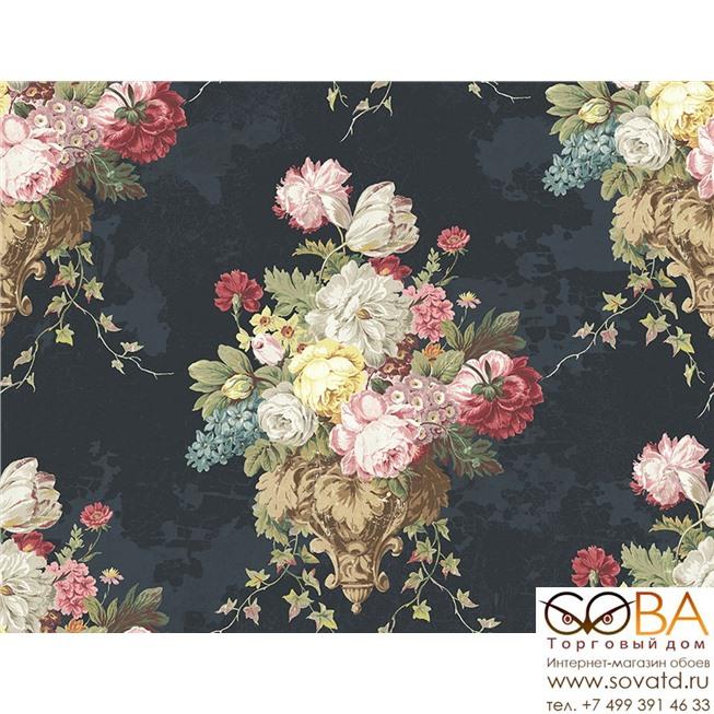 Обои Casa Mia Diamond RM60002 купить по лучшей цене в интернет магазине стильных обоев Сова ТД. Доставка по Москве, МО и всей России