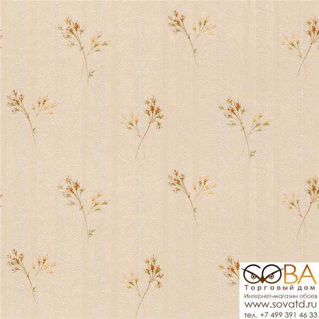 Обои Zambaiti 4109 Satin Flowers купить по лучшей цене в интернет магазине стильных обоев Сова ТД. Доставка по Москве, МО и всей России