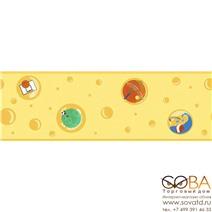 Бордюр Limonta 98902 Play купить по лучшей цене в интернет магазине стильных обоев Сова ТД. Доставка по Москве, МО и всей России