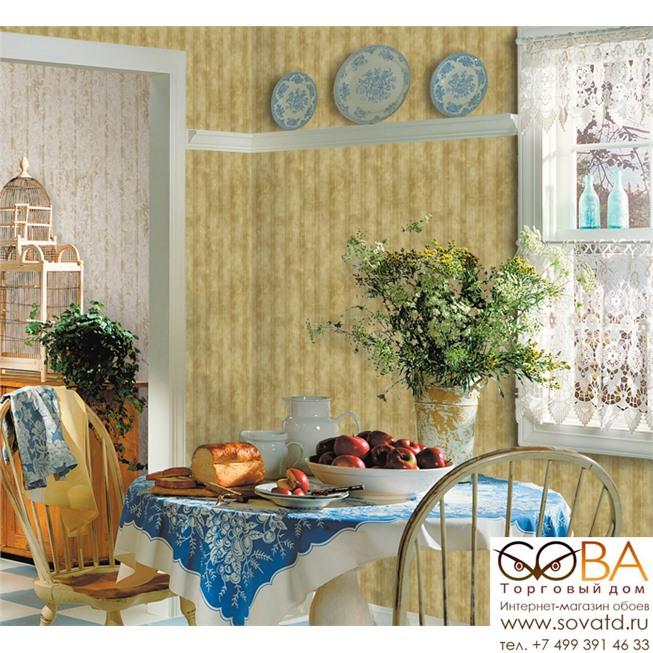 Обои Seabrook DA51501 Classic Elegance купить по лучшей цене в интернет магазине стильных обоев Сова ТД. Доставка по Москве, МО и всей России