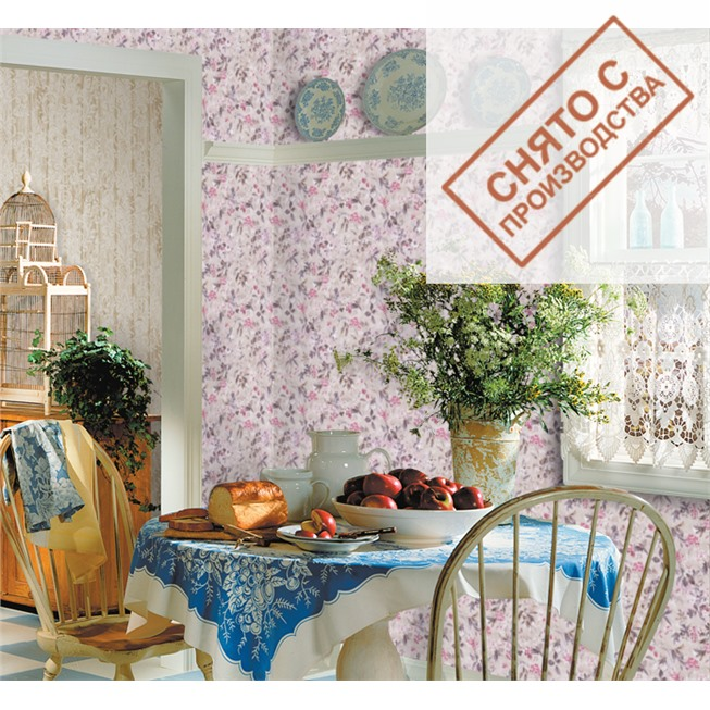 Обои Seabrook IM40201 Impressionist купить по лучшей цене в интернет магазине стильных обоев Сова ТД. Доставка по Москве, МО и всей России
