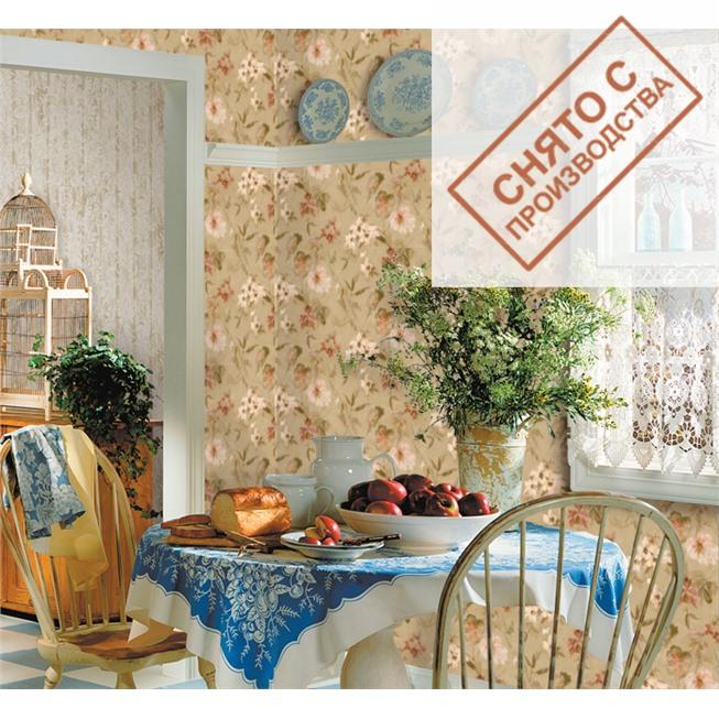 Обои Seabrook IM40607 Impressionist купить по лучшей цене в интернет магазине стильных обоев Сова ТД. Доставка по Москве, МО и всей России