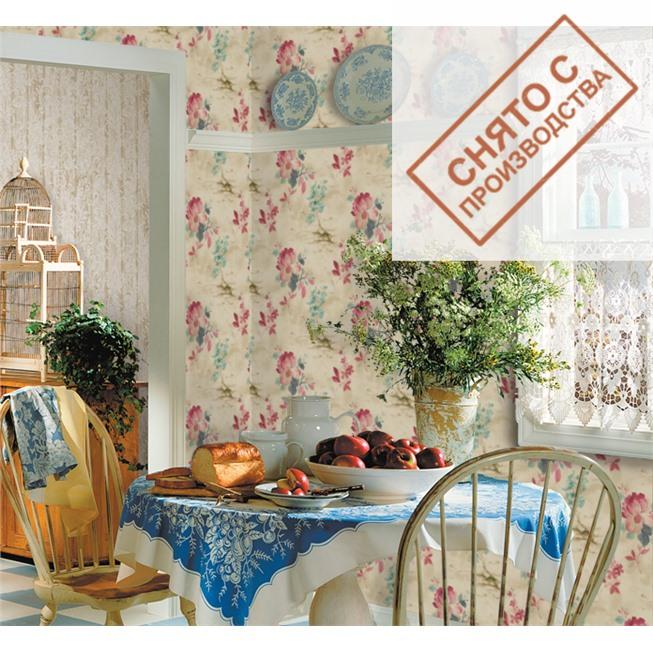 Обои Seabrook LJ80811 Le Jardin купить по лучшей цене в интернет магазине стильных обоев Сова ТД. Доставка по Москве, МО и всей России