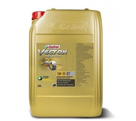 Castrol Vecton Fuel Saver 5W-30 E7 (20 л.)