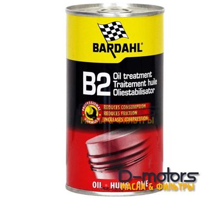 Присадка в моторное масло Bardahl B2 (300 мл.)