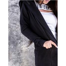 Ne AW Long Coat цв.чёрный