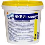 Средство для бассейна Маркопул Экви-минус (гранулы) 1 кг (понижение PH воды)