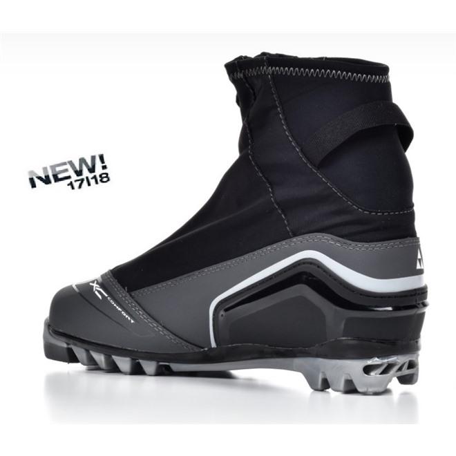 Ботинки NNN Fischer XC COMFORT SILVER S23014, интернет-магазин Sportcoast.ru