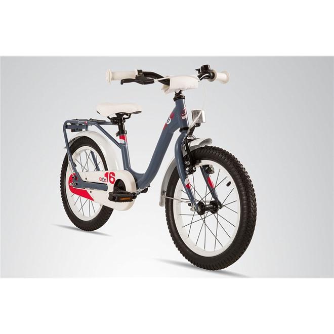 Велосипед Scool Nixe 16 steel , интернет-магазин Sportcoast.ru