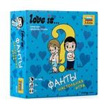 Игра настольная детская карточная Звезда Love is…Фанты в коробке 8955