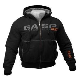 Толстовка GASP 1, 2 LBS Hoodie, Black
