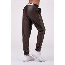 Ne Sports Drop Crotch pants цв.коричневый