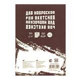 Блокнот для эскизов А5 Лилия Sketches 60 листов, 90 г/м2, склейка, слоновая кость БЛ-4590