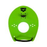 Лопатки Elite Hand Paddle Acid Lime/Black, 95250 65, L