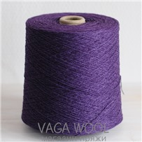 Пряжа Coast Cтрастоцвет 076, 350м в 50г, Knoll Yarns, Passion flower