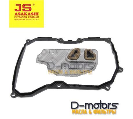 Фильтр масляный АКПП JS Asakashi JT133K для VW POLO седан, 1.6 (85, 105 л.с.)