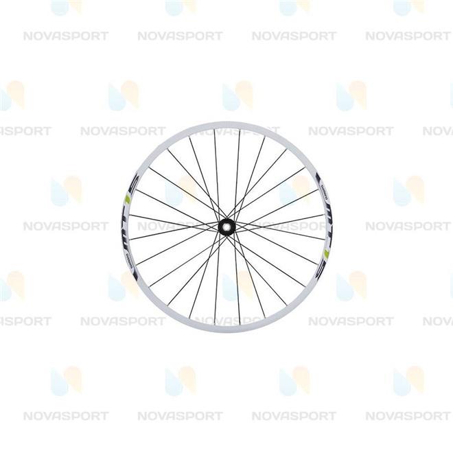 Колесо Shimano MT15А переднее и заднее 27,5' C.Lock QR белый EWHMT15AFR7WC, интернет-магазин Sportcoast.ru