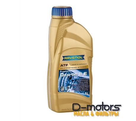 Трансмиссионное масло для АКПП Ravenol ATF Dexron II E (1л)