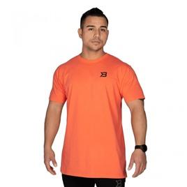 Футболка Better Bodies Stanton Oversize Tee, Coral Orange