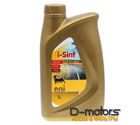 Моторное масло Eni I-Sint 10W-40 (1л.)