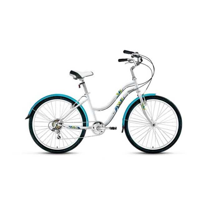 "Велосипед 26"" Forward Evia 1.0 17-18 г, интернет-магазин Sportcoast.ru"