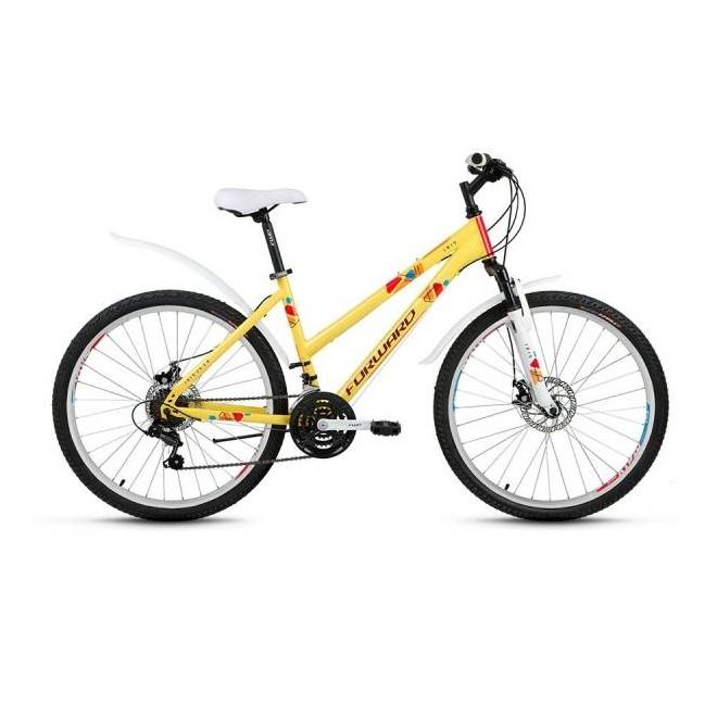 "Велосипед 26"" Forward Iris 2.0 Disc 21 ск 17-18г, интернет-магазин Sportcoast.ru"