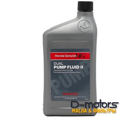Моторное масло Honda Genuine DPF-II (0,946л.)