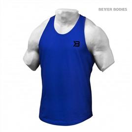 Майка Better Bodies Essential T-Back, синяя