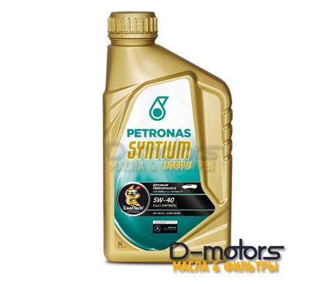 Petronas Syntium 3000 E 5W-40 (1л)