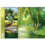 Альбом для акварели А3 Hatber Природа 24 листа, 180 г/м2, на спирали A280898