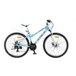 Велосипед Stels Miss-5100 MD V020 Голубой, интернет-магазин Sportcoast.ru