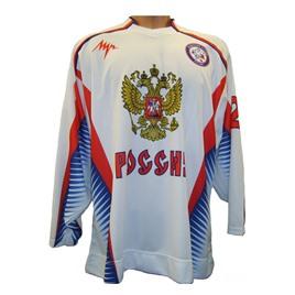 Свитер хоккейный Россия, интернет-магазин Sportcoast.ru