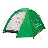 Палатка Greenell Эльф 2 V3 (зеленый)