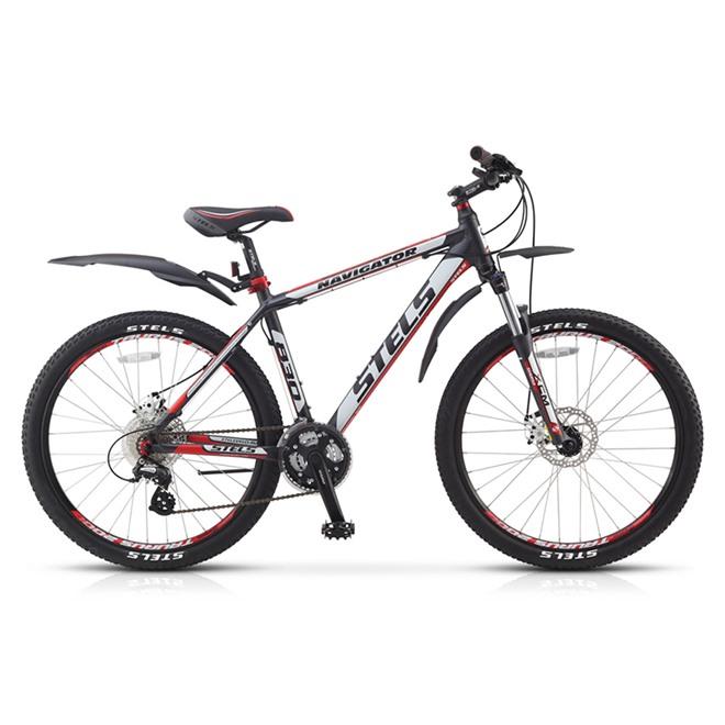 Велосипед Stels Navigator 830 Disc, интернет-магазин Sportcoast.ru