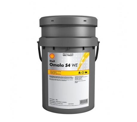 Shell  Omala  S4 WE  220, 20л.