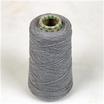 Пряжа Coast 025 Серебристо-серый, 164 г, Knoll Yarns, Silver grey