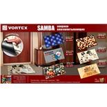 Коврик влаговпитывающий Vortex Samba Галька 40х60 см 22415