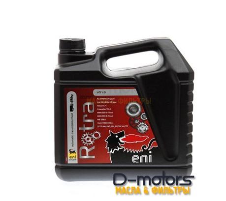 Трансмиссионное масло ENI Rotra ATF II D (4л)