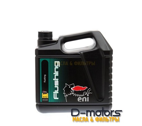 Промывочное масло ENI Flushing (4л)