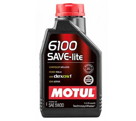 MOTUL 6100 SAVE-LITE 5W-30 (1л.)