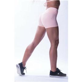 Ne Hing waist 'Ns' shorts цв.лосось